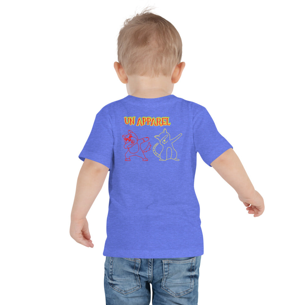 I Will Be Toddler Short Sleeve Tee