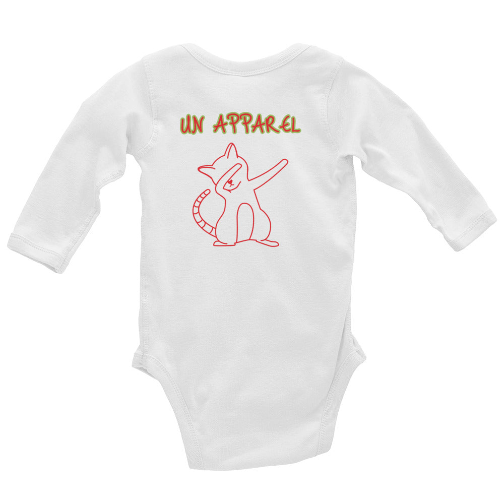 UN Stoppable Infant Long Sleeve Bodysuit