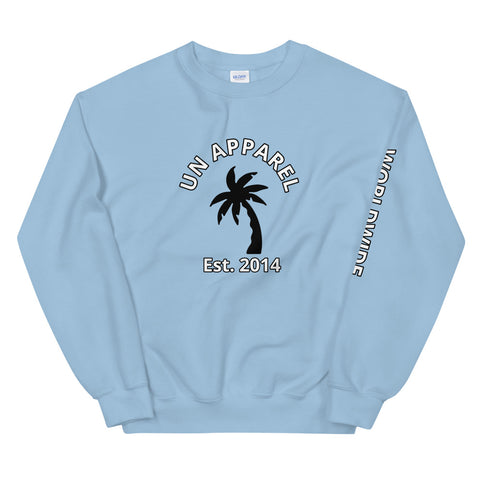 Palm tree Unisex Sweatshirt