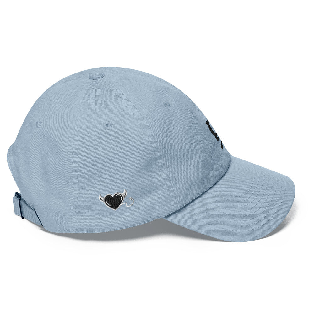 Embroidered UN Logo Dad Hats