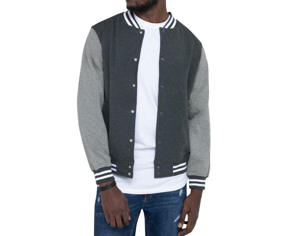 YOUNG & RICH Letterman Jacket