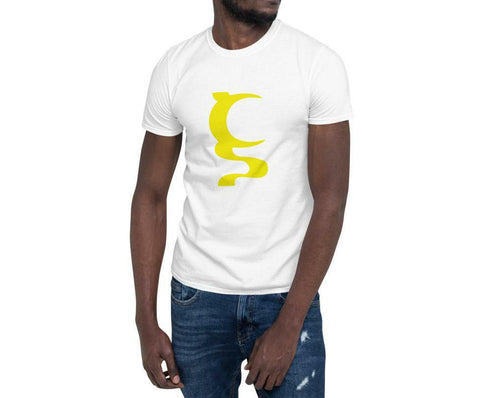 UN Yellow Logo Unisex tshirts in 5 different Colors