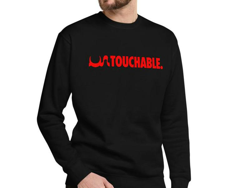 UN TOUCHABLE Unisex Fleece Pullover