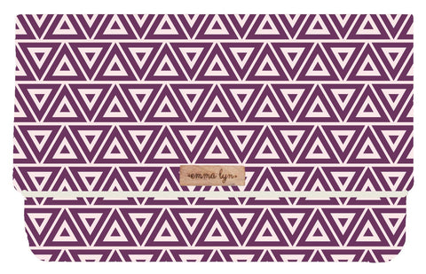 Tribal in Plum- Everyday