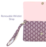 Tribal in Plum (Water Resistant)- Everyday