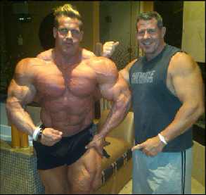 Jay Cutler - DECON Nutrition and Training