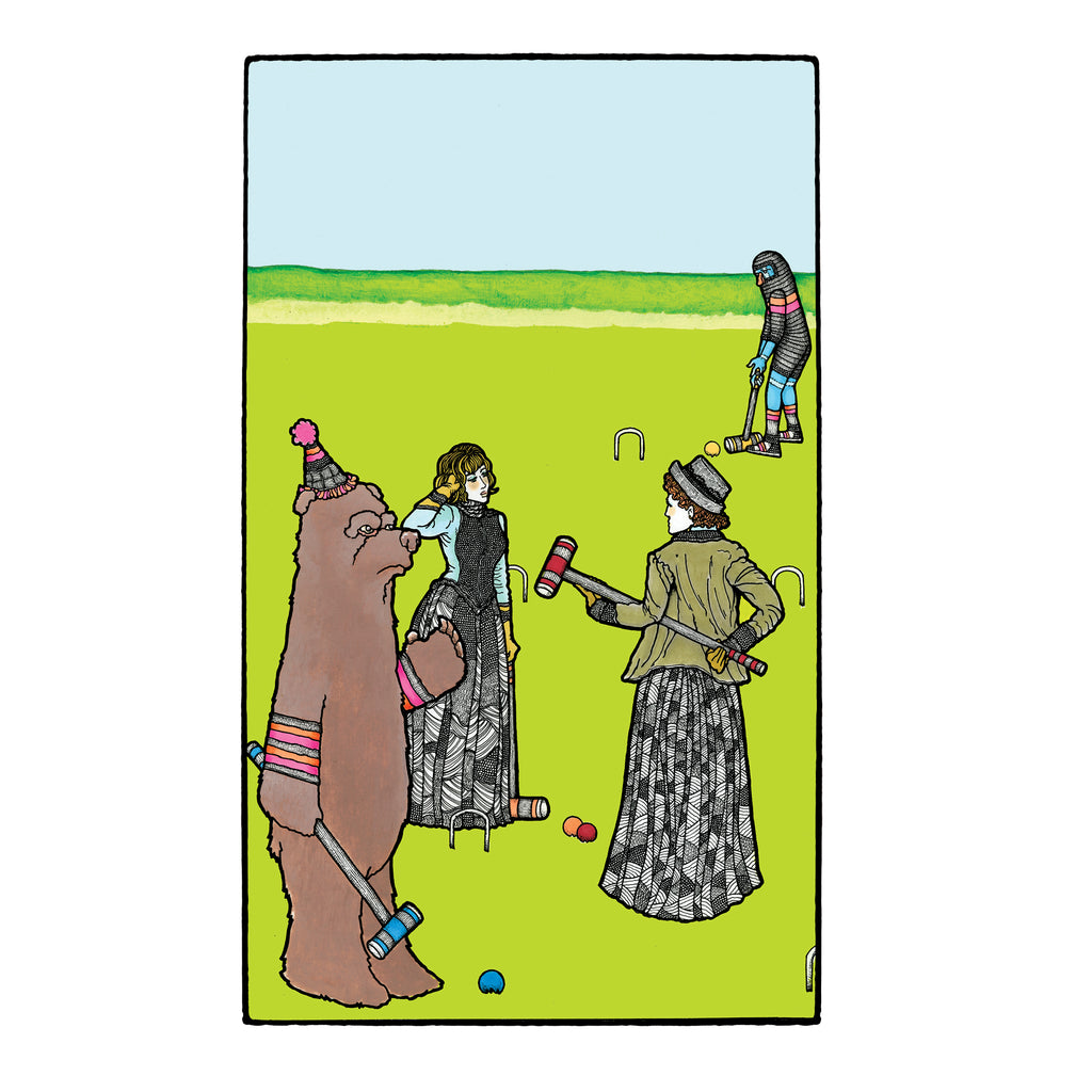 An Observation on Croquet
