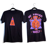 Aware Wolf Full Press Tee
