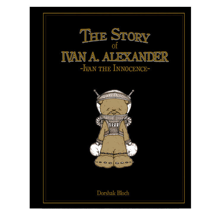 A Book - The Story of Ivan A. Alexander