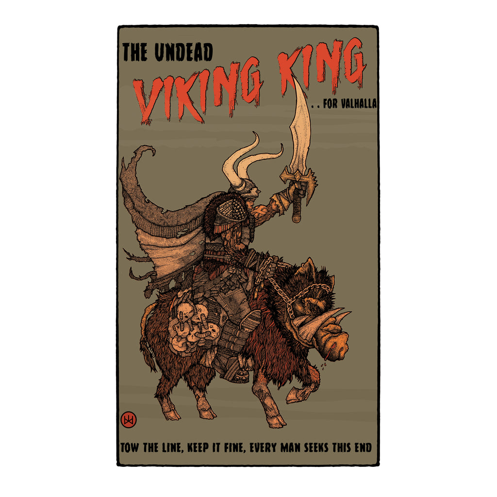 The Undead Viking King
