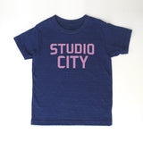 """Studio City"" Short Sleeve Tee"