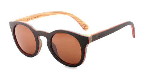 Amelia- CR39 Polarised Brown lens