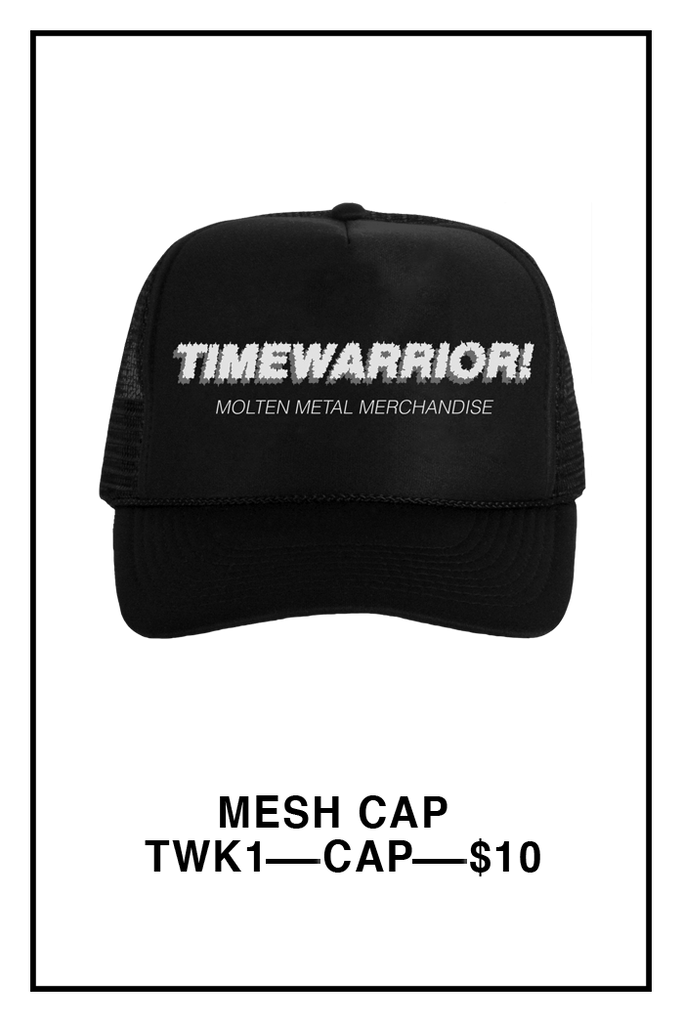 TIMEWARRIOR Trucker Hat