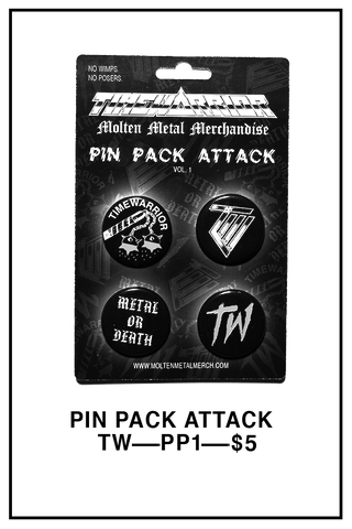 Pin Pack Attack