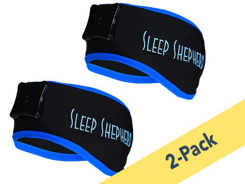Sleep Shepherd Blue 2-pack (Android and iOS Compatible)