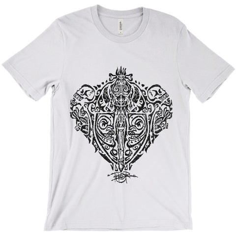 Headhunter Tribal Tat BLACK (Men/Unisex)