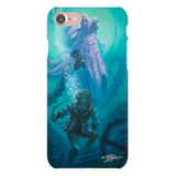 Tentacle Difficulties | iPhone Case
