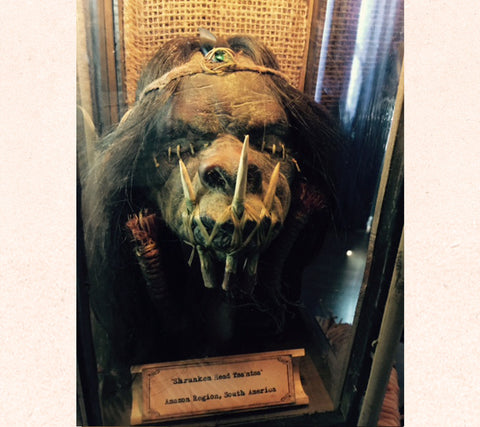 Ceremonial Chieftain | Shrunken Head