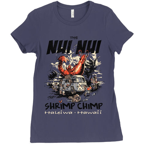The Nui Nui Shrimp Chimp (Women)