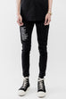 TECH DENIM PATCHWORK PANT