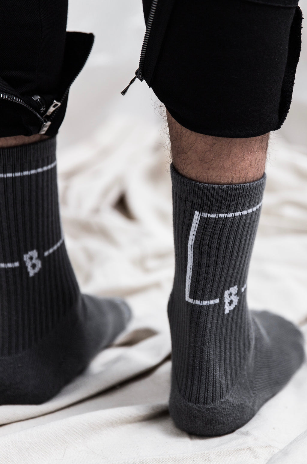 GREY EVERYDAY SOCK