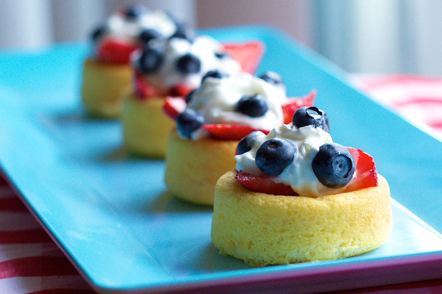 Rangemate USA - The Recipe for Berry Good Shortcakes using the ...