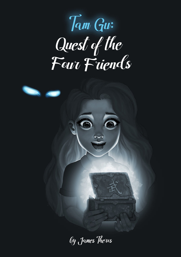 Tam Gu: Quest of the Four Friends Children's Book
