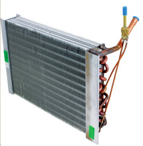"9-321-7  -  Coil 3R 24TH 16LG  - 18SPU(X) (non-heat pump) evaporator coil (3-row 24""x16"") R22"