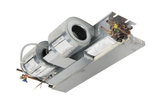 * CDXX-HW - horizontal ceiling concealed - DX Cooling, Hot Water Heating, ECM Blower Motor