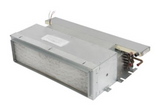 6PHBCX-32-LH horizontal fan coil w/ ECM motor, 3-speed 24V fan control box - by First Co.