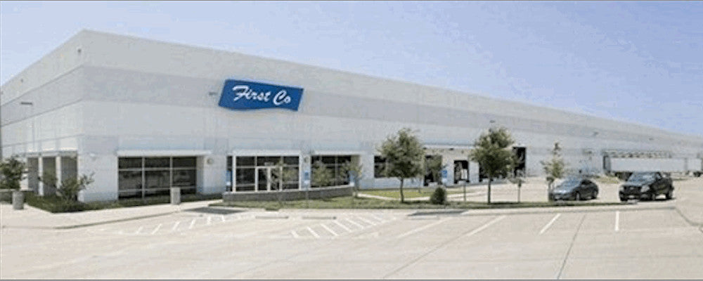 First Co - Distribution Centre