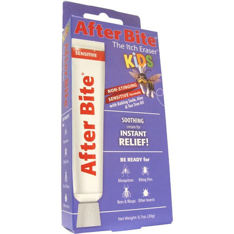 AfterBite Kids for Bug Bites Pain Itching Swelling Relief Insects Camping AMK
