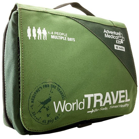 Adventure Medical Kits World Travel First Aid Kit 0130-0425