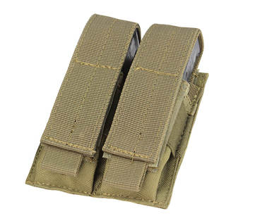 Condor MA23 Double Pistol Magazine Pouch - Sored Gear