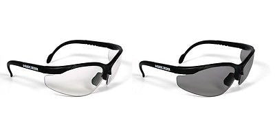 Black & Decker Safety Glasses Eyewear Job Protection Sport Sun Work Gear BD275