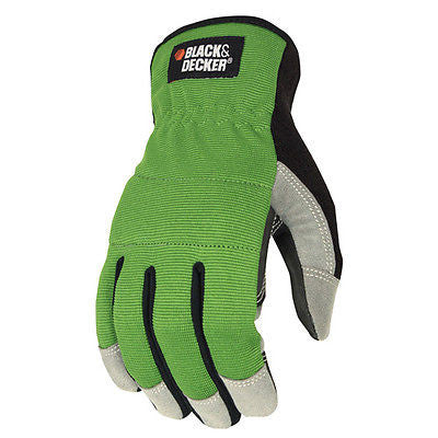 Black & Decker BD597 Gloves All Purpose Utility Safety Job Yard Work Outdoors