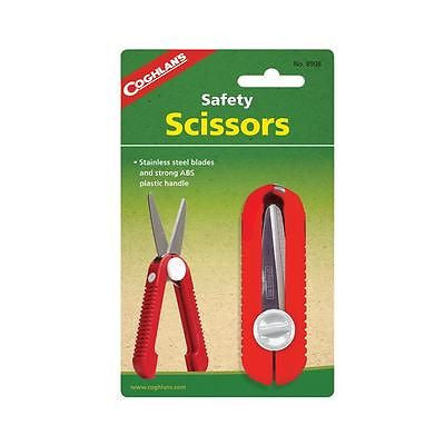 Coghlan's Coghlans 8908 Folding Safety Scissors- Pack & Go Cutting Tool Camping