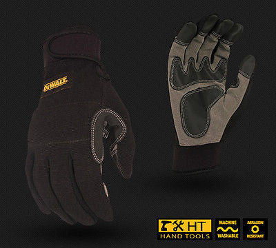 Dewalt DPG217 Secure Fit General Utlility Job Safety Lightweight Work Gloves