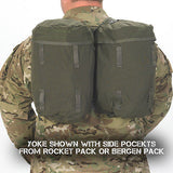 Snugpak Yoke System for Rocket or Bergen Pack- Camping Tactical Hunting Military