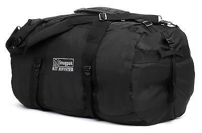 Snugpak Kit Monster 120L Tactical Military Cargo Bag Gear Transport Duffle 92169