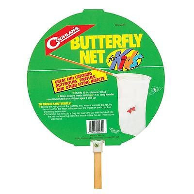 Coghlan's Butterfly Net for Kids Boys Girls Fun Catching Fireflies Insects #0230