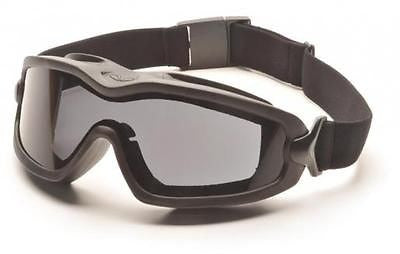 Pyramex V2G Plus Gray Lens Safety Glasses Goggle GB6420SDT Anti-Fog Work Eyewear