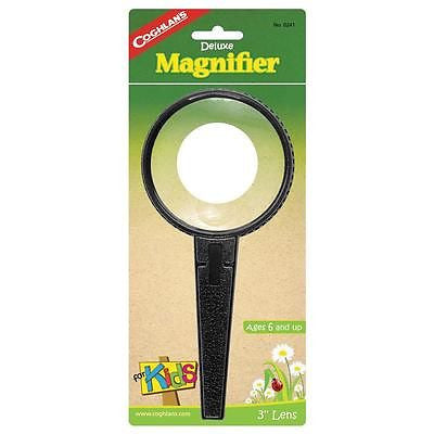 Coghlan's Magnifier for Kids Magnifying Glass Children Nature Explore #0241