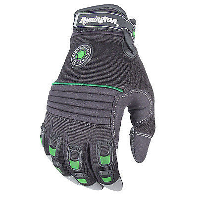 Remington RG13 Gloves Gel Padded Performance Tactical Reinforced Utility Job