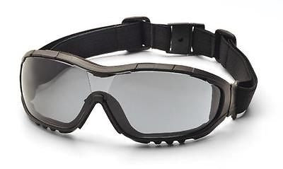 Pyramex V3G Anti-Fog Gray Lenses Safety Eyewear Work Glasses Goggles GB8220ST