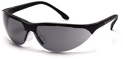 Pyramex Rendezvous Gray Lens Safety Glasses SB2820S Sun Sports Work Eyewear ANSI
