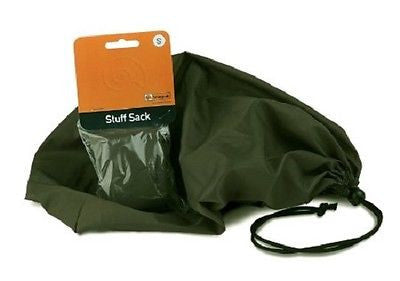 Snugpak Stuff Sack Packing Gear Storage Bag Army Olive Lightweight Camp Hiking