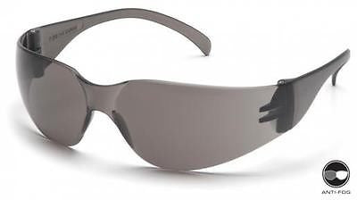 Pyramex Intruder S4120ST Gray Lens Outdoor Work Safety Glasses Sun Sport Eyewear