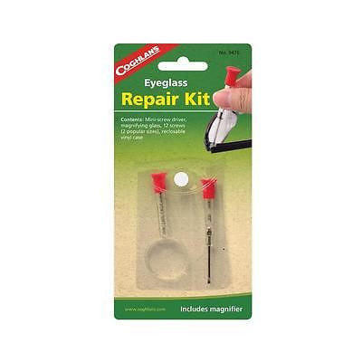 Coghlan's Coghlans 9475 Emergency Eyeglass Sun Glasses Watch Phone Repair Kit