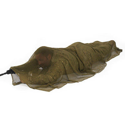 Body Veil Tan Camouflage Tactical Concealing Equipment Gear Military Camcon 61094